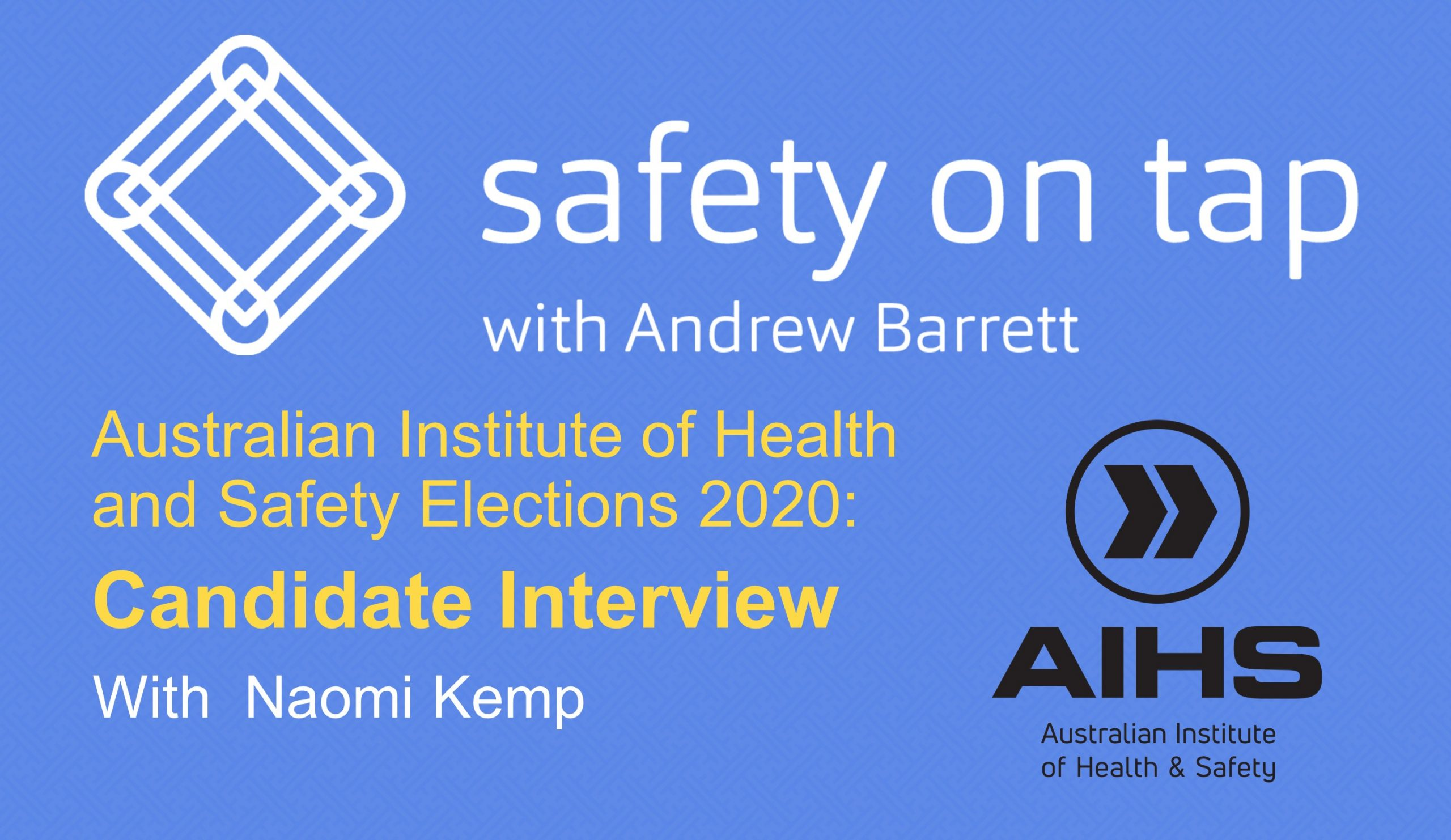 AIHS Election Interview – Naomi Kemp