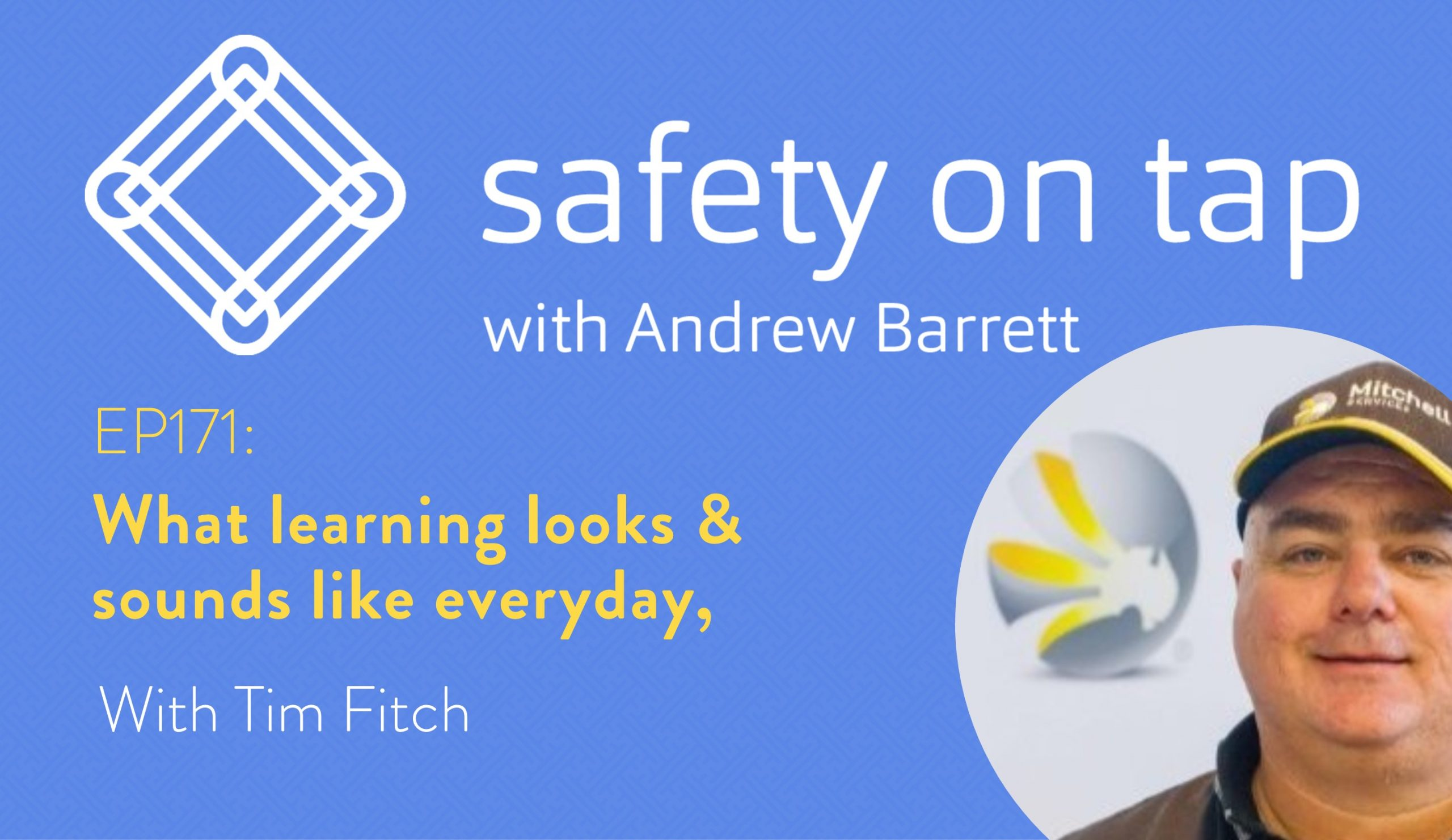 Ep 171: What learning looks & sounds like everyday, with Tim Fitch