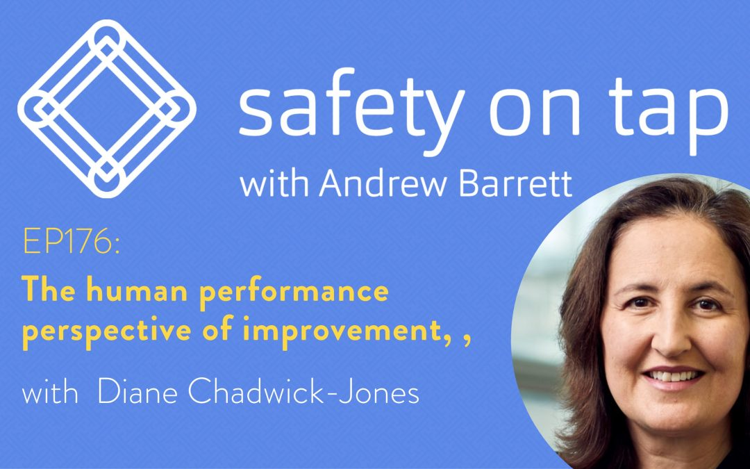 Ep176: The human performance perspective of improvement, with Diane Chadwick-Jones